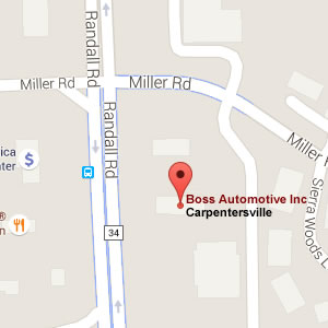 Map Boss Automotive, Carpentersville, IL