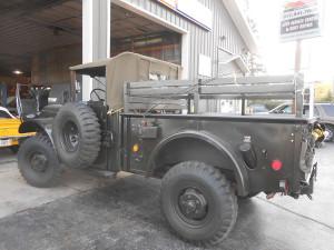 VFW Vehicle Elgin Parade